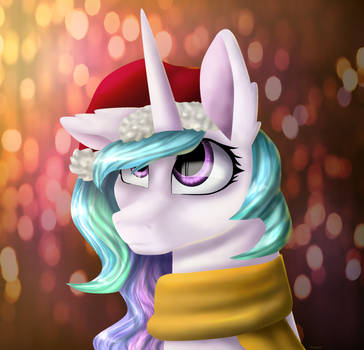 Tia's Christmas by iSeppe