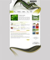 Geekzfusion web interface by todoroki