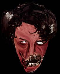 harry the zombie by joeyandrea