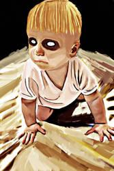 baby zombie by joeyandrea