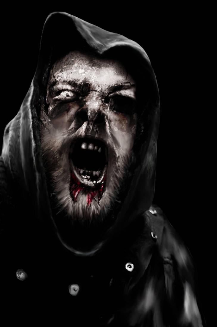 robert zombie by joeyandrea