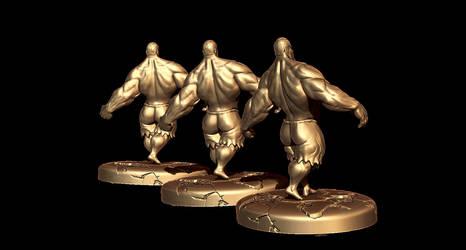Trilogy Hulk Stylek by HardPokers