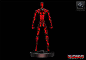 Spyborgman HP.7 (Hardpokers Concept) by HardPokers