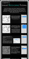 Lineart Recoloring Tutorial by OneFreeInternet
