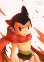 ASTRO BOY! by LataeDelan