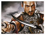 Spartacus by SadisticChick