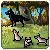 Tiny wolf family by e-pona