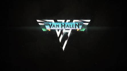 Van Halen Logo Wallpaper By Chrism3215 On Deviantart