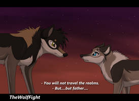 You will not. by TheWolfFight