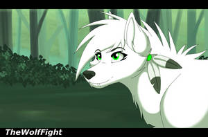 White Wolf by TheWolfFight