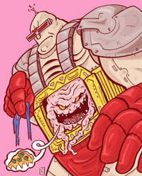 BIG BOSS KRANG by sedani