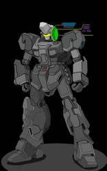 Custom gundam design by Darkfrost1418