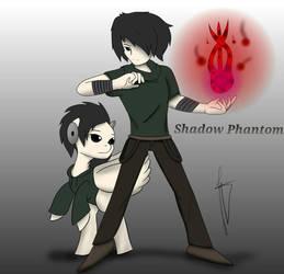 Shadow Phantom by Darkfrost1418 by Darkfrost1418