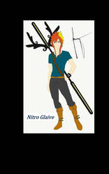 Nitro Glaive by Darkfrost 1418 by Darkfrost1418