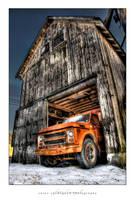 Farm Truck hdr by greycamera