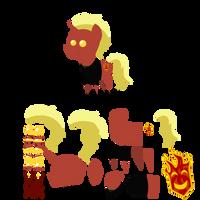 Firebrand Pointy by Dr-Chrono