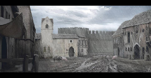 Middle ages2 by LLirik-13