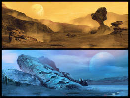 Planet#2 by LLirik-13