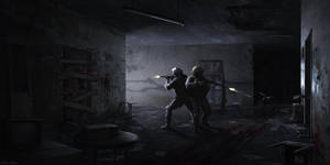 Zombie#2 by LLirik-13
