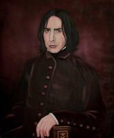 WilliamSnape - my Husband by Vulkanette