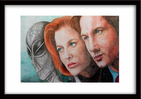 X-Files by Vulkanette