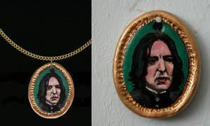 Snape Pendant by Vulkanette