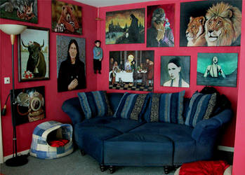 Our Living Room by Vulkanette
