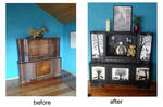 Old Cupboard by Vulkanette
