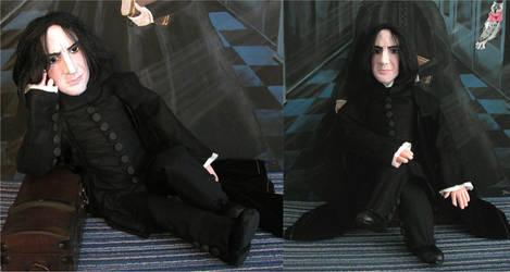 Snape Doll by Vulkanette