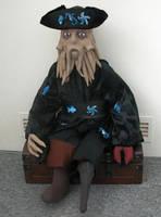 Davy Jones Doll by Vulkanette