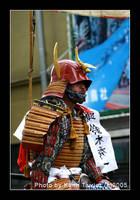 Samurai by Keith-Killer