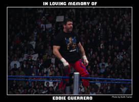 Eddie Guerrero by Keith-Killer