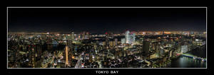 Tokyo Panorama by Keith-Killer