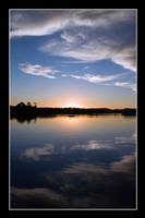 Maroochy River Sunset 5 by Keith-Killer