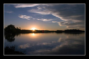Maroochy River Sunset 6 by Keith-Killer