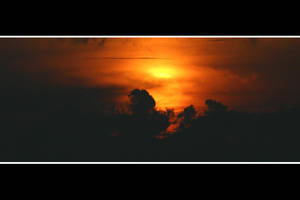 Sunset 11th August 2006 - 4 by Keith-Killer