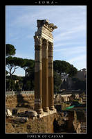 Forum of Caesar by Keith-Killer