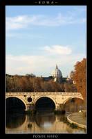 Ponte Sisto by Keith-Killer