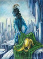 Things left behind / Emancipation by Mieronna