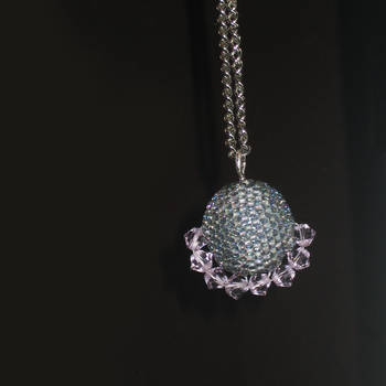 Moon Inspired Pendant by Hope555