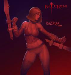 Bloodrayne by b-a-Z-Z-Z-i-n-g-a