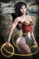 Wonder Woman Poster by Jeffach