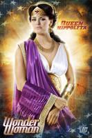Queen Hippolyta by Jeffach