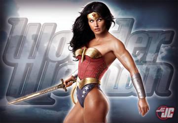 Wonder Woman by Jeffach