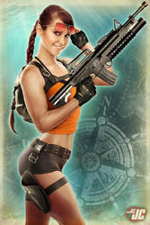 Tomb Raider 3 by Jeffach