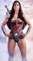 Wonder Woman Amazon Warrior by Jeffach