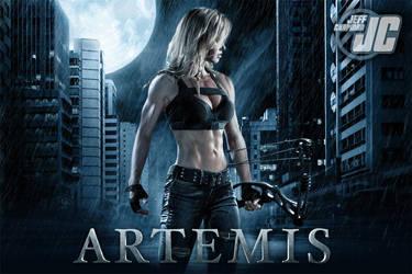 Artemis Concept Art by Jeffach