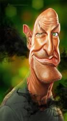 John Locke by AnthonyGeoffroy