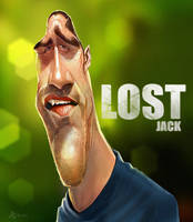 LOST Jack by AnthonyGeoffroy
