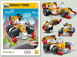 Renault F1 CAR toon by AnthonyGeoffroy